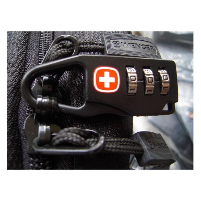 Кодовый замок-карабин для дорожной сумки 213737