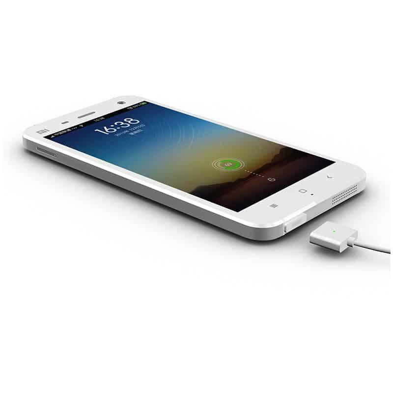 Магнитный USB-кабель (2,4А) WSKEN X-cable для устройств с Micro-USB: быстрая зарядка 213738