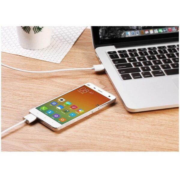 37973 - Магнитный USB-кабель (2,4А) WSKEN X-cable для устройств с Micro-USB: быстрая зарядка