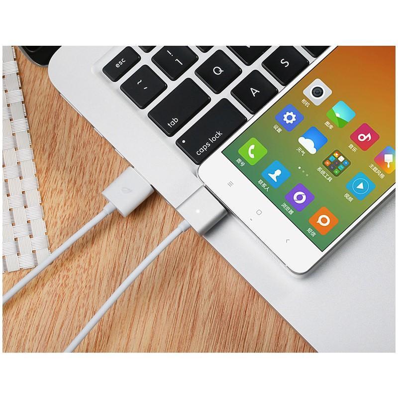 Магнитный USB-кабель (2,4А) WSKEN X-cable для устройств с Micro-USB: быстрая зарядка 213750