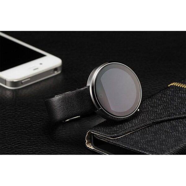 38001 - Спортивные смарт-часы DM360: Bluetooth 4.0, шагомер, пульсометр, звонки+смс, IP53, поддержка Android/ iOS, 320 мАч