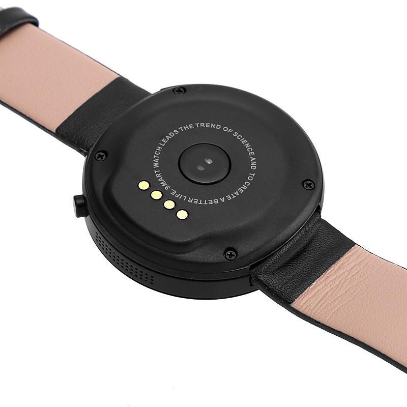 Спортивные смарт-часы DM360: Bluetooth 4.0, шагомер, пульсометр, звонки+смс, IP53, поддержка Android/ iOS, 320 мАч 213770