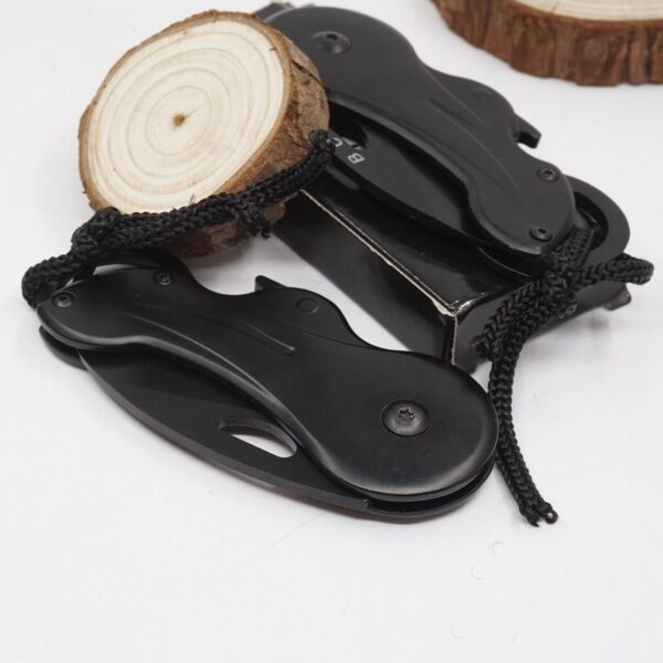 38045 - Складной маленький нож Buck B27 для охоты, рыбалки, самообороны, выживания: сталь 440, 57HRC, клинок 5 см
