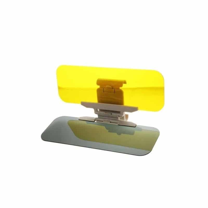 Подарочный набор для автомобилиста: зарядное-держатель для смартфона + антибликовый козырек HD Visor2.0 + Брелок-коробка передач 213866