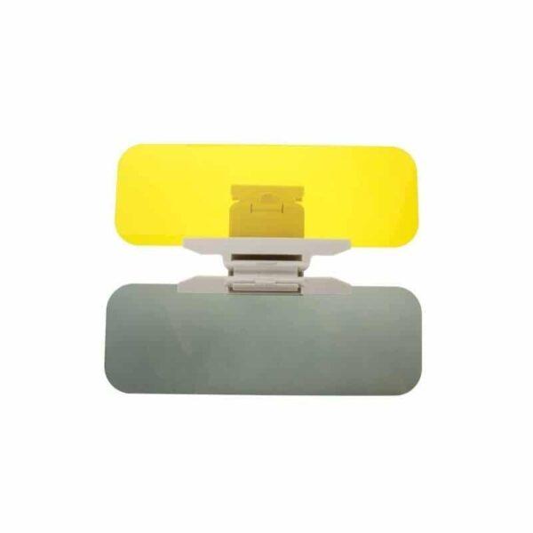 38109 - Подарочный набор для автомобилиста: зарядное-держатель для смартфона + антибликовый козырек HD Visor2.0 + Брелок-коробка передач