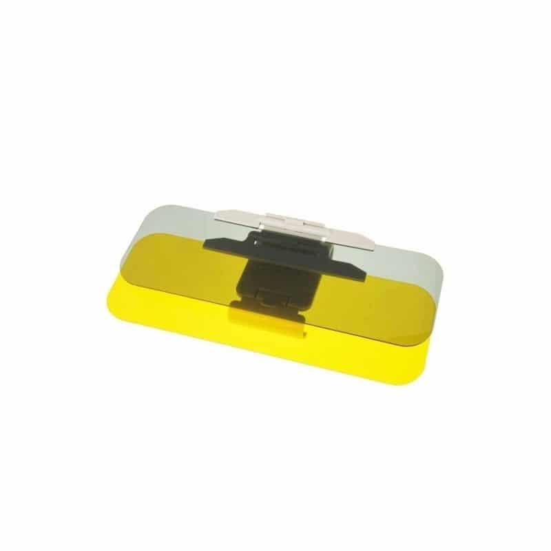 Подарочный набор для автомобилиста: зарядное-держатель для смартфона + антибликовый козырек HD Visor2.0 + Брелок-коробка передач 213869