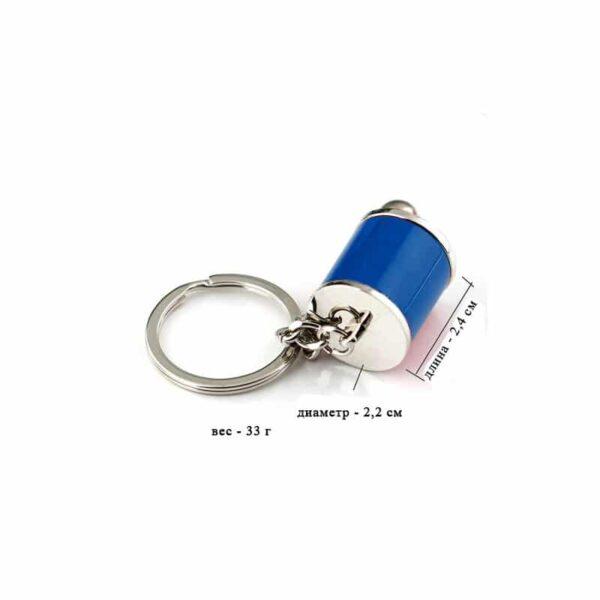 38129 - Подарочный набор для автомобилиста: зарядное-держатель для смартфона + антибликовый козырек HD Visor2.0 + Брелок-коробка передач