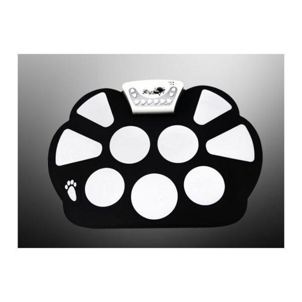 38345 - Электронная ударная midi-установка Konix W758 - 5 барабанов, 4 тарелки, USB, MP3
