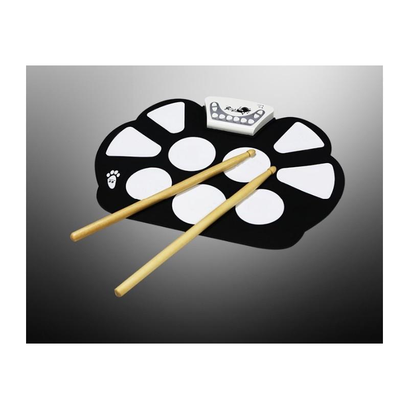 Электронная ударная midi-установка Konix W758 – 5 барабанов, 4 тарелки, USB, MP3 198262