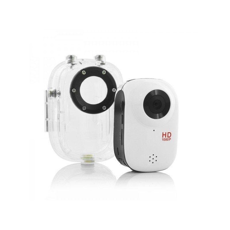 Оригинальная экшн-камера SJCAM SJ1000, 1080p, 12Мп, угол обзора 140°, водонепроницаемый бокс