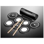 38368 thickbox default - Электронная портативная барабанная установка Konix MD759: стерео-динамики, педали, mp3-запись, поддержка игр и приложения