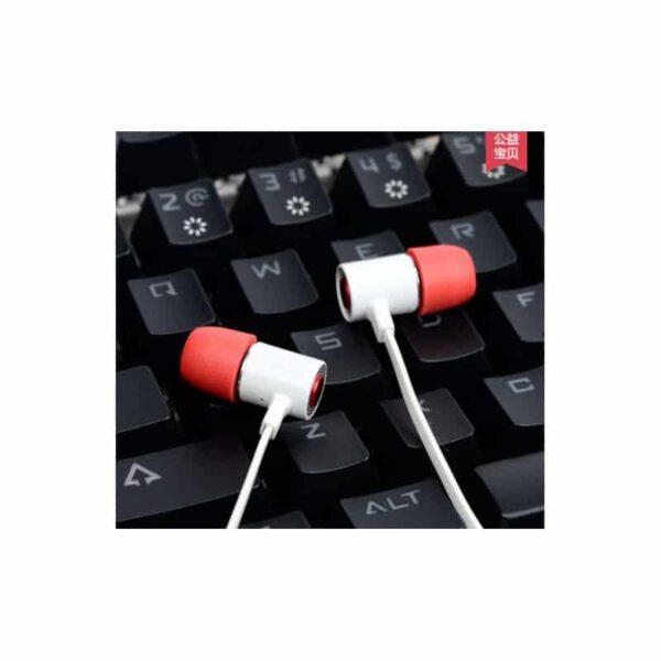 38423 - Портативные игровые наушники-гарнитура Fokoos M4: удлинитель для двойного выхода микрофон-наушники, 3,5 мм разъем, 110 дБ