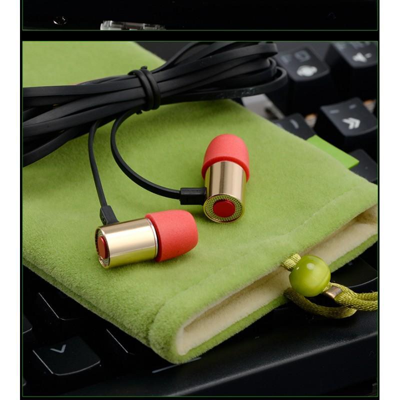 38426 - Портативные игровые наушники-гарнитура Fokoos M4: удлинитель для двойного выхода микрофон-наушники, 3,5 мм разъем, 110 дБ