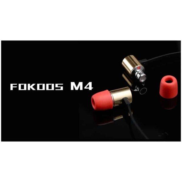 38429 - Портативные игровые наушники-гарнитура Fokoos M4: удлинитель для двойного выхода микрофон-наушники, 3,5 мм разъем, 110 дБ