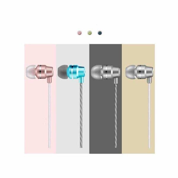 38456 - Влагозащищенные наушники для смартфона Fokoos J1 (3,5 мм штекер)