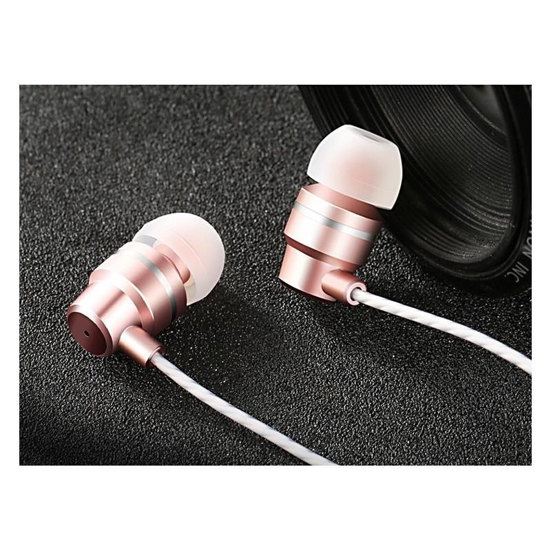 Влагозащищенные наушники для смартфона Fokoos J1 (3,5 мм штекер) 214175