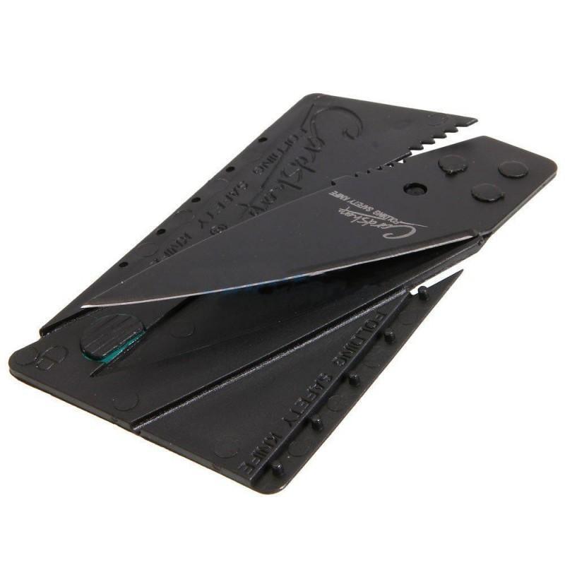 Нож-кредитка Cardsharp – 7.6 см, 14 г, нержавеющая сталь 186296