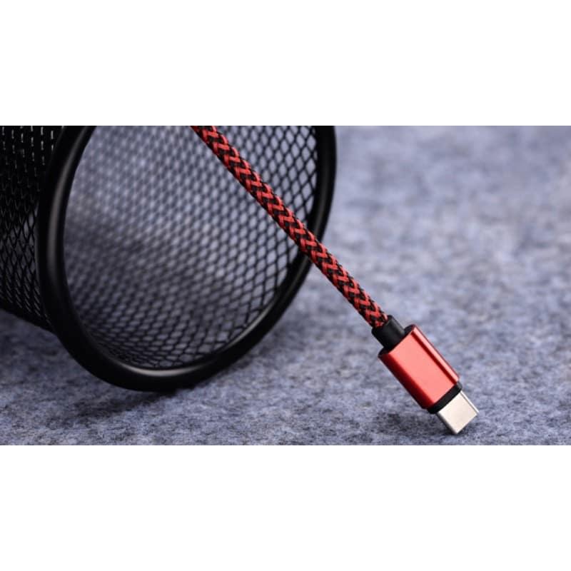 USB Type-C-кабель (адаптер к USB-порту): быстрая зарядка 2,1А, длина 0,25/ 1/ 2/ 3 метра 214291