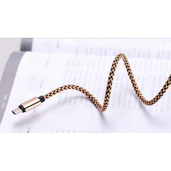 38621 - USB Type-C-кабель (адаптер к USB-порту): быстрая зарядка 2,1А, длина 0,25/ 1/ 2/ 3 метра