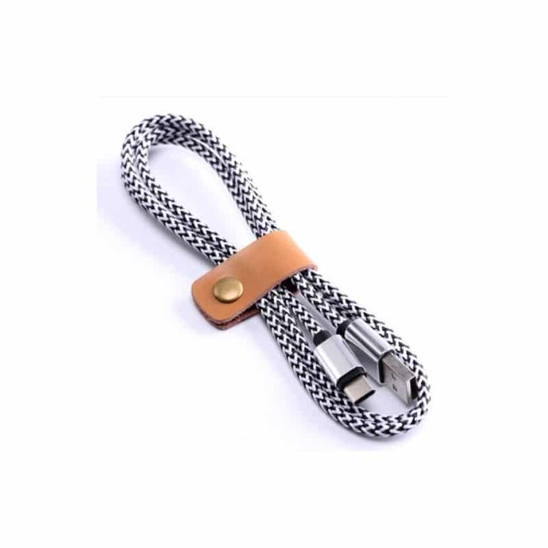 USB Type-C-кабель (адаптер к USB-порту): быстрая зарядка 2,1А, длина 0,25/ 1/ 2/ 3 метра 214300