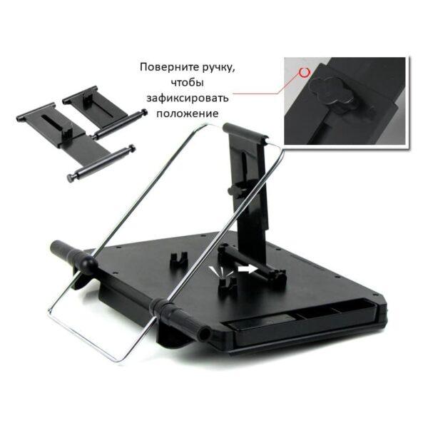 38656 - Автомобильный раскладной столик для руля, сиденья автомобиля: углубление для планшета, выдвижная столешница для мыши