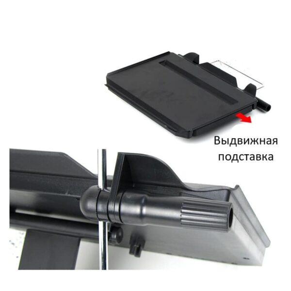 38660 - Автомобильный раскладной столик для руля, сиденья автомобиля: углубление для планшета, выдвижная столешница для мыши