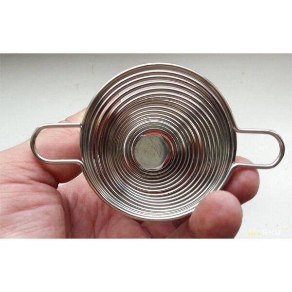 38685 - Пружинный орехокол-щелкунчик для всех видов орехов