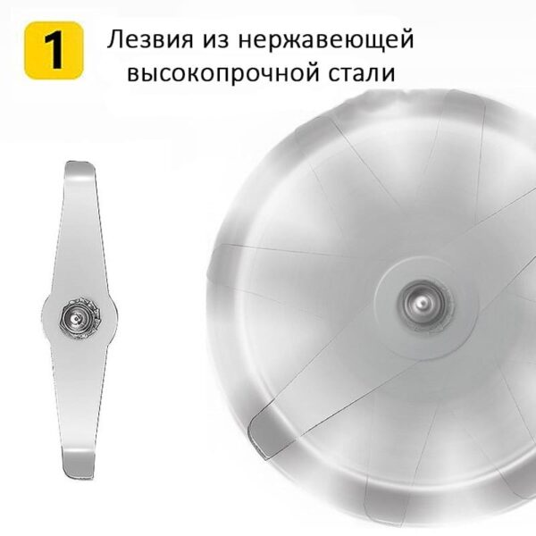 38700 - Портативная электрическая кофемолка Freshener Grinder: стальные лезвия, простой дизайн