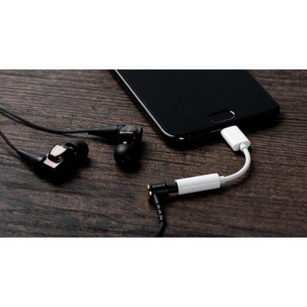 38728 - Кабель-переходник USB Type-C к 3,5 мм аудиоразъему Fokoos