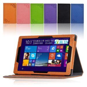 Оригинальный чехол-книжка (подставка) для планшета Teclast X10HD 3G  – PU кожа, держатель