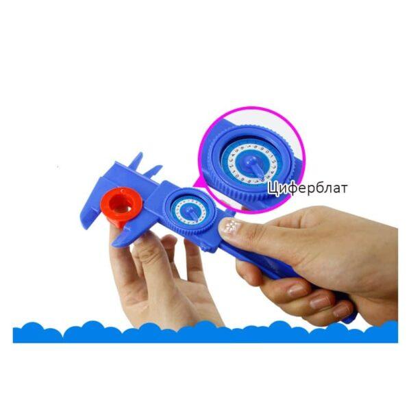 38904 - Детский игрушечный набор инструментов для мальчика + каска: 32 детали