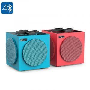 8Bitdo Twin Cube Bluetooth-колонки в стиле Nintendo (Bluetooth 4.2 + EDR, A2DP, AVRCP, HFP, 800 мАч)