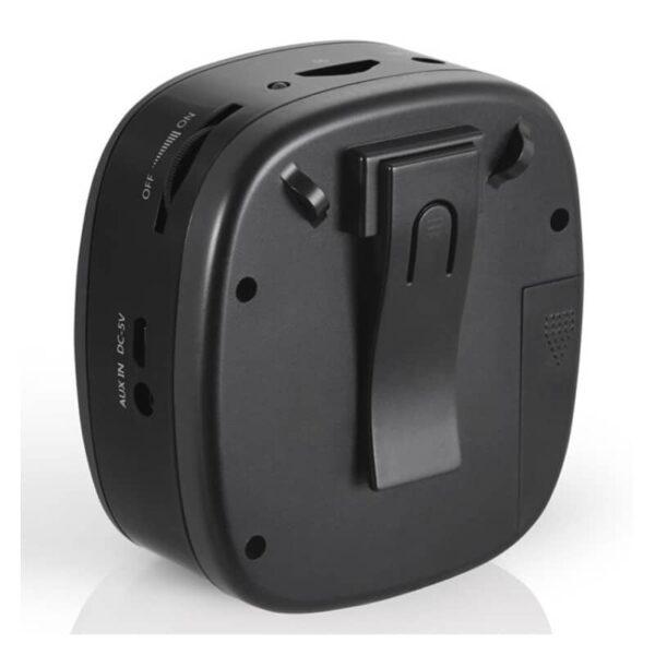 39126 - Портативный усилитель-громкоговоритель с микрофоном и колонкой S1015 (Micro SD, AUX IN, FM, диктофон)