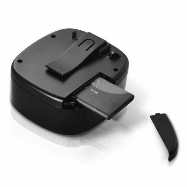 39128 - Портативный усилитель-громкоговоритель с микрофоном и колонкой S1015 (Micro SD, AUX IN, FM, диктофон)