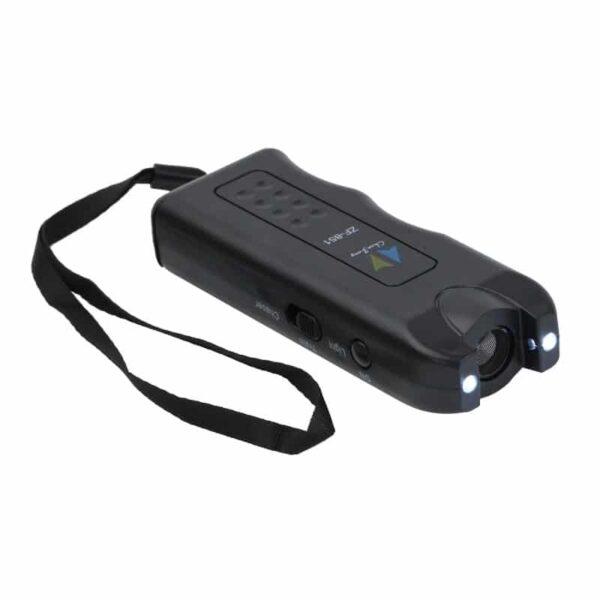 39250 - Ультразвуковой отпугиватель собак Baskervil ZF851 c ярким фонариком