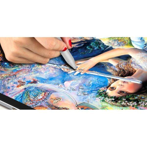 39399 - Активный стилус Chuwi HiPen H3 для планшетов Chuwi Hi12/ Hi13: Dual чип, 1024 уровня давления, наклон до 30°, точность 99%