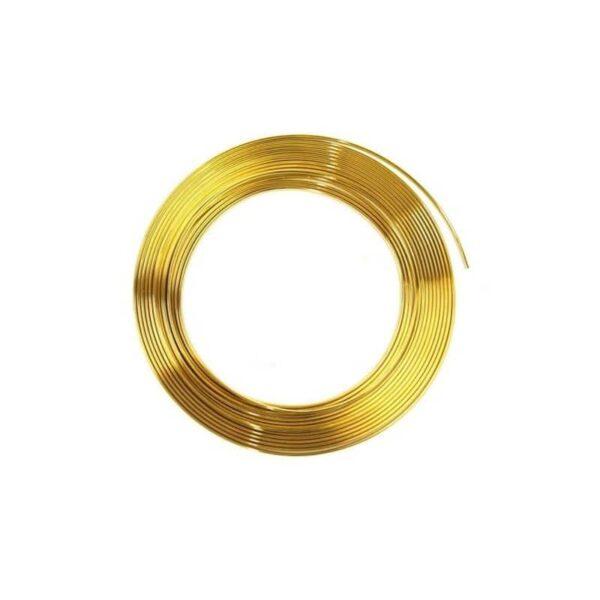 39552 - Защита двери (торцевой молдинг) черного, красного, серебристого, золотистого цвета, полоса-протектор 12 м