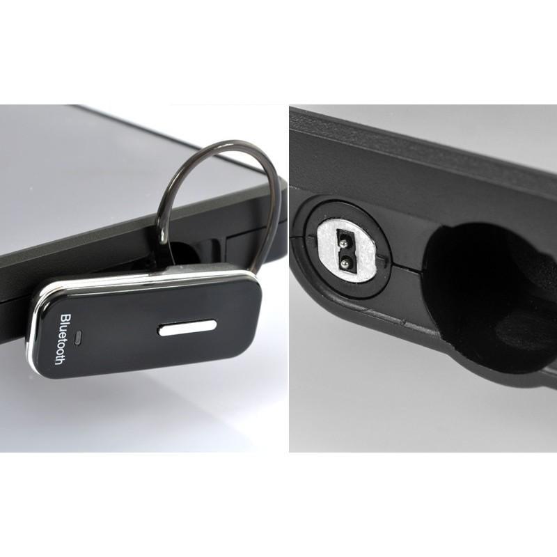 Автомобильное зеркало заднего вида с  сенсорным экраном, GPS-навигатором и DVR 720p + гарнитура Bluetooth + MicroSD 4 Гб 186316