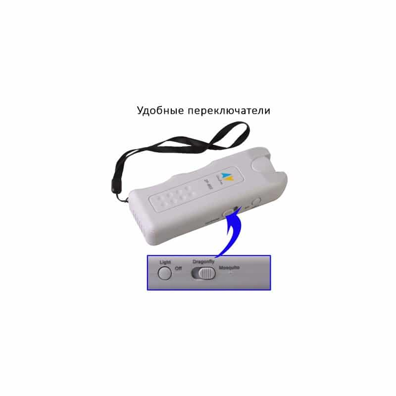 39836 thickbox default - Ультразвуковой отпугиватель комаров с фонариком Umrikomar