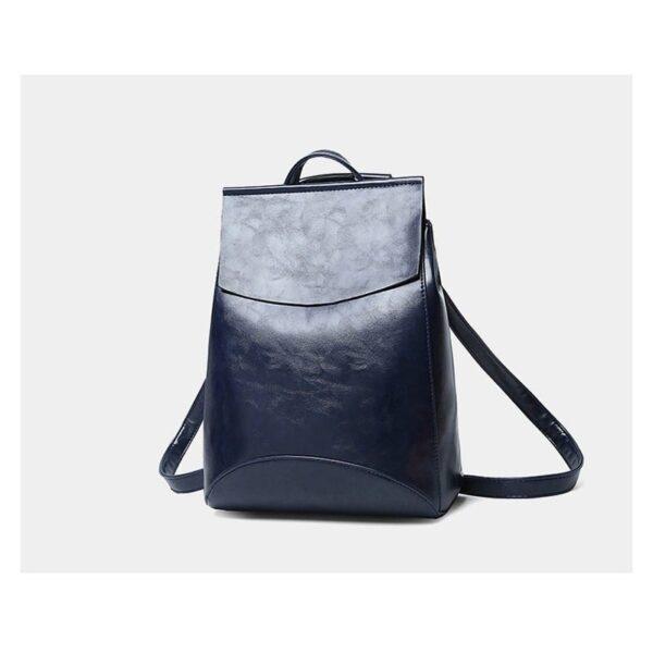 40011 - Многофункциональная сумка-рюкзак VoogyVoo: PU-кожа