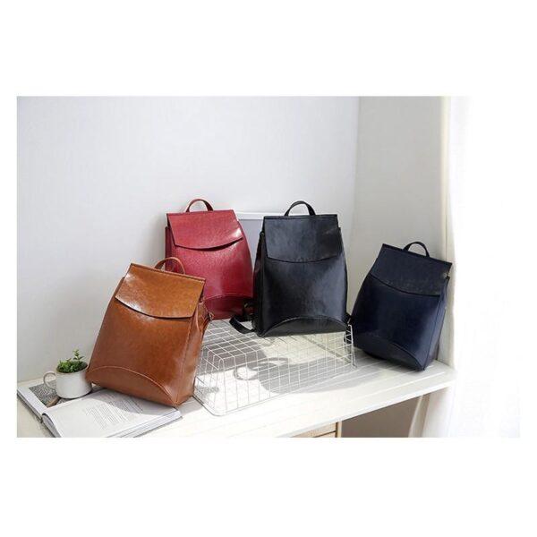 40013 - Многофункциональная сумка-рюкзак VoogyVoo: PU-кожа