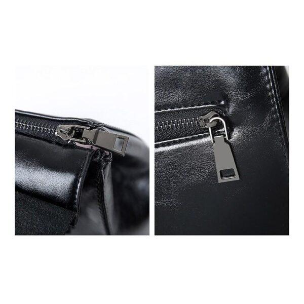 40014 - Многофункциональная сумка-рюкзак VoogyVoo: PU-кожа