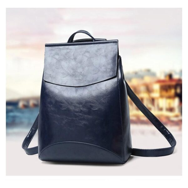 40022 - Многофункциональная сумка-рюкзак VoogyVoo: PU-кожа