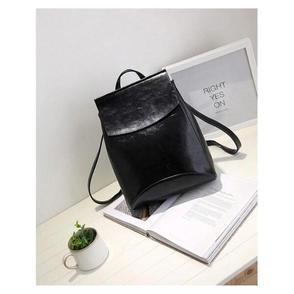 40028 - Многофункциональная сумка-рюкзак VoogyVoo: PU-кожа