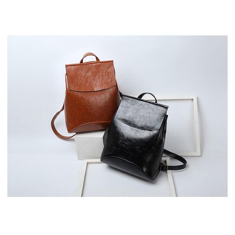 Многофункциональная сумка-рюкзак VoogyVoo: PU-кожа 215526
