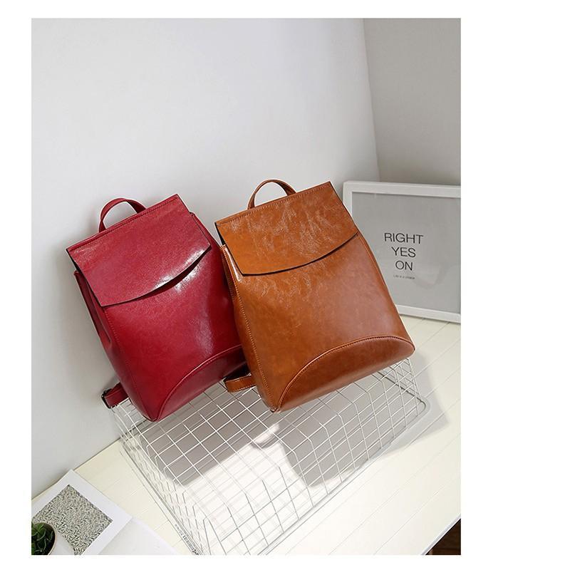 Многофункциональная сумка-рюкзак VoogyVoo: PU-кожа 215529