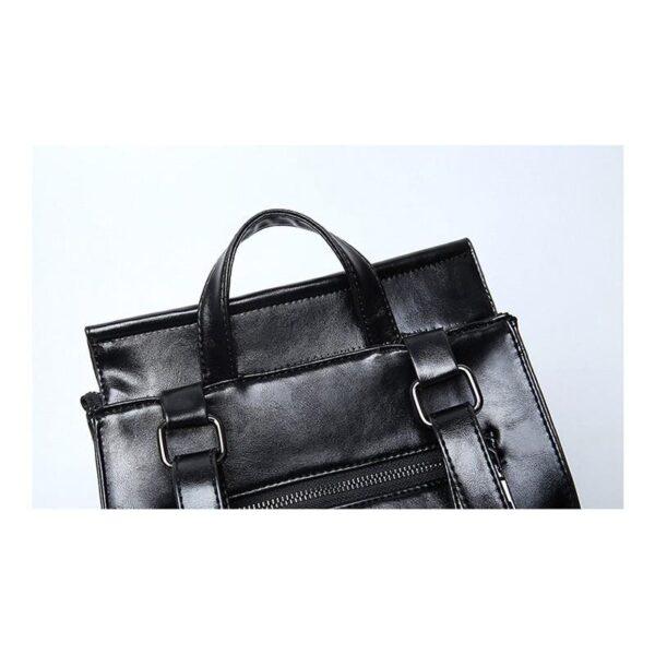 40036 - Многофункциональная сумка-рюкзак VoogyVoo: PU-кожа