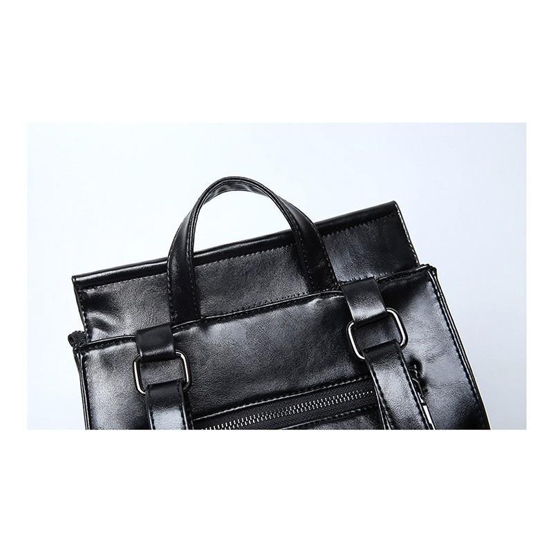 Многофункциональная сумка-рюкзак VoogyVoo: PU-кожа 215533