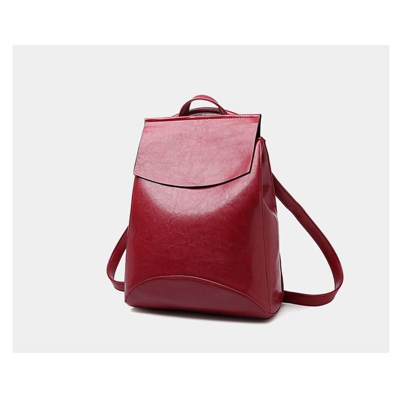 Многофункциональная сумка-рюкзак VoogyVoo: PU-кожа 215536