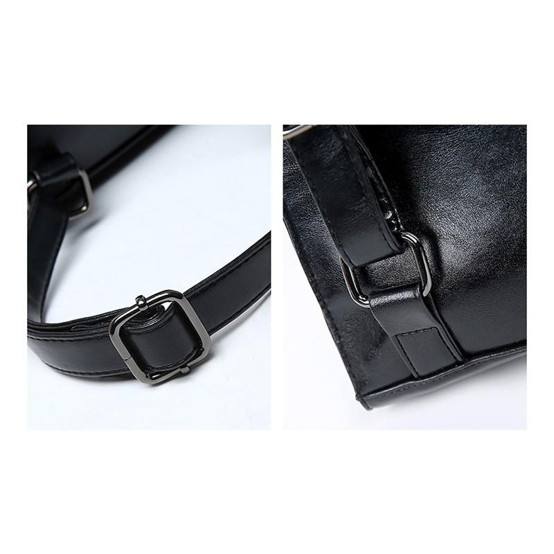 Многофункциональная сумка-рюкзак VoogyVoo: PU-кожа 215537